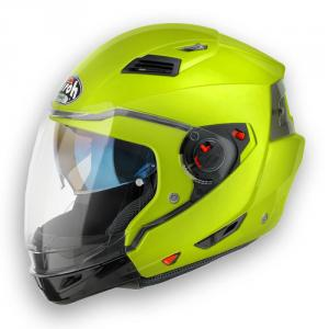 AIROH CASCO JET CROSSOVER EXECUTIVE HIGH VISIBILITY
